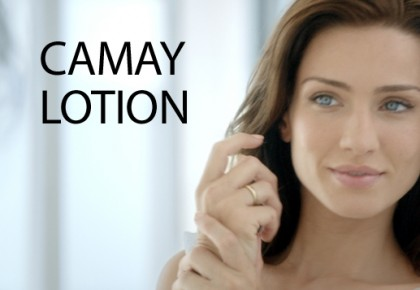 camay lotion final